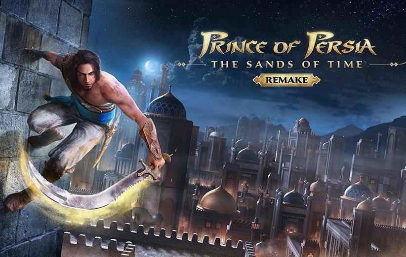 شاهزاده پارسی: شن های زمان برای PS4 ،Xbox One و PC معرفی گشت