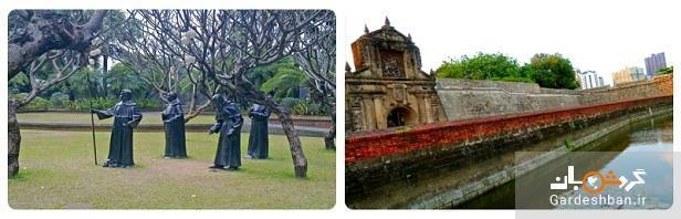 قلعه سانتیاگو؛ قدیمی ترین قلعه اسپانیایی در فیلیپین، عکس