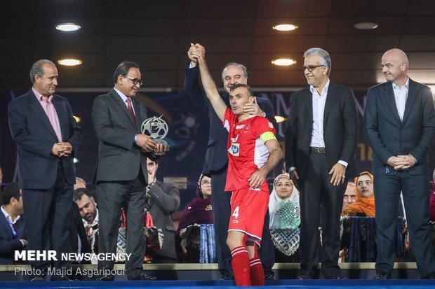 پیغام تبریک وزیرورزش در پی صعود پرسپولیس به فینال آسیا