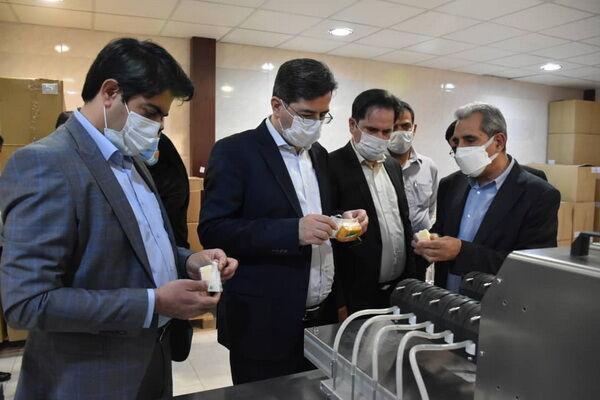 خبرنگاران نوید پرداخت 700 میلیارد ریال تسهیلات به صنایع پیشرفته فارس