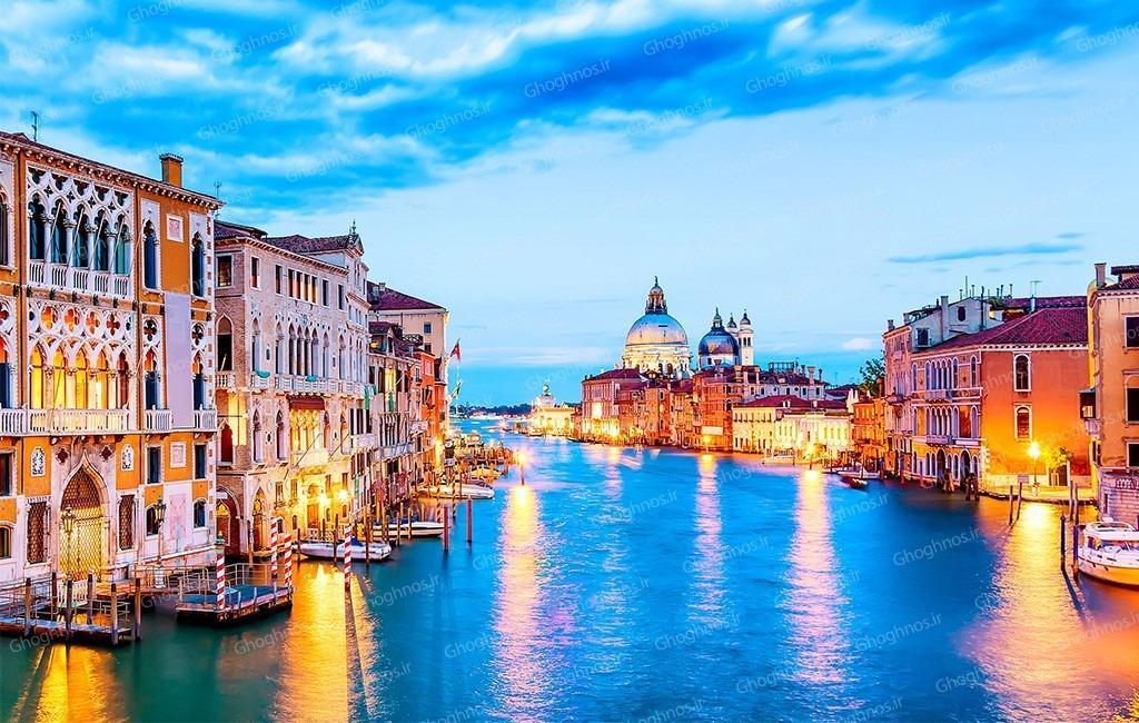 ونیز، شهر روی آب