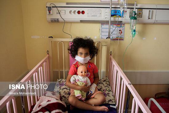 بستری روزانه حدود 6 تا 10 کودک مبتلا به کرونا در مشهد