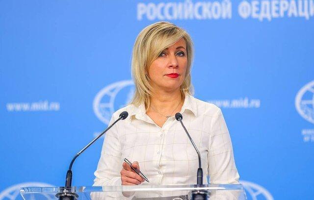 انتقاد وزارت خارجه روسیه از واکنش آمریکا به نورد استریم 2