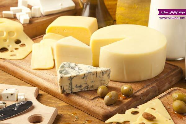 طرز تهیه پنیر پیتزا کش دار در منزل (پنیر پیتزا خانگی)