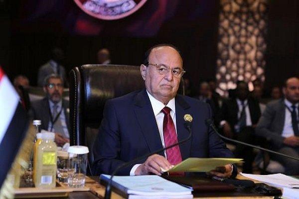 منصور هادی به دنبال کودتا علیه توافقنامه ریاض است