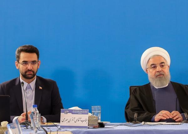 خطاب به برادر آذری جهرمی: ما خیار 20 هزار تومانی و موز 50 هزار تومانی را هم به حساب همین غمخواری مردم می گذاریم!