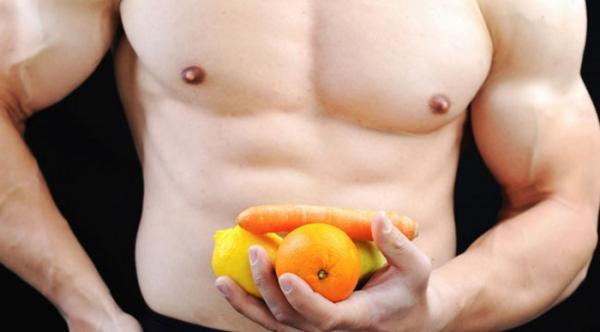 برنامه غذایی برای وزن دریافت در بدنسازی (3 پلن معتبر)