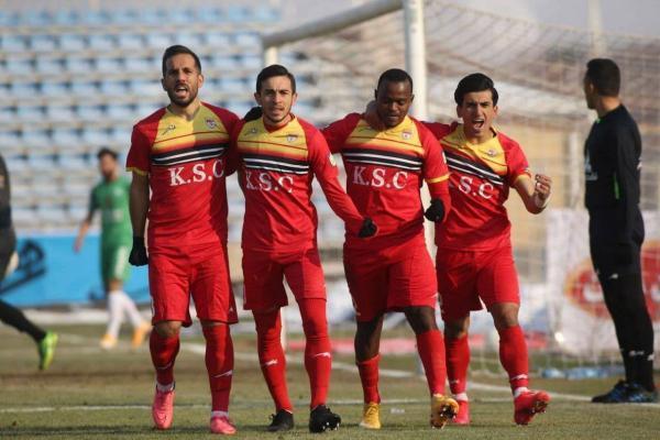 فولاد خوزستان میزبانی بازی پلی آف لیگ قهرمانان را به دست آورد خبرنگاران
