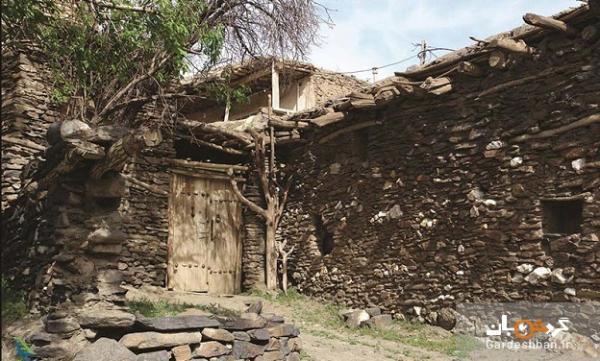 روستای ورکانه همدان؛روستایی با معماری دوره رنسانس اروپا، عکس