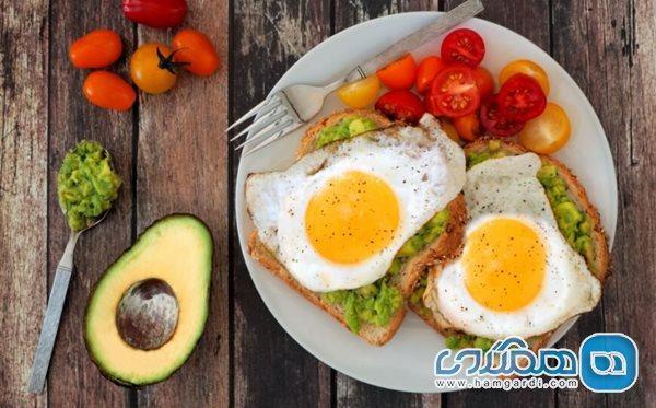 صبحانه، بهترین وعده برای کاهش تری گلیسیرید