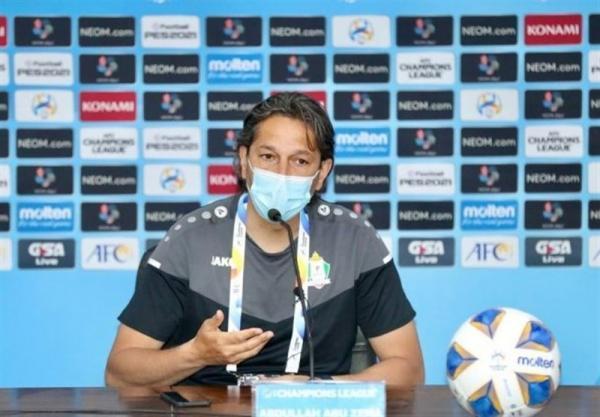 سرمربی الوحدات: بازی سنگینی مقابل فولاد خواهیم داشت، الیاس: می خواهیم باعث افتخار فوتبال اردن شویم