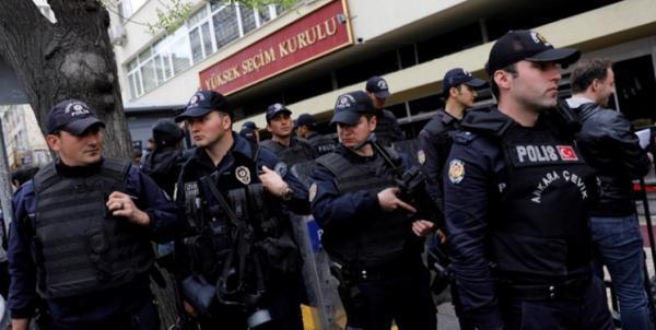 بازداشت بیش از 30 نفر در ترکیه به بهانه کودتای نافرجام