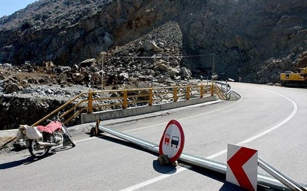 ترافیک روان در جاده های کشور؛ محور هراز مسدود است