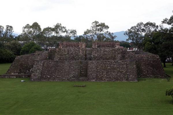 کشف معبدی از آزتک ها که 800 سال پنهان مانده بود در مکزیک