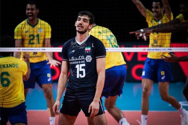 شکست تیم ملی ایران برابر برزیل، نمایش پرنوسان شاگردان الکنو