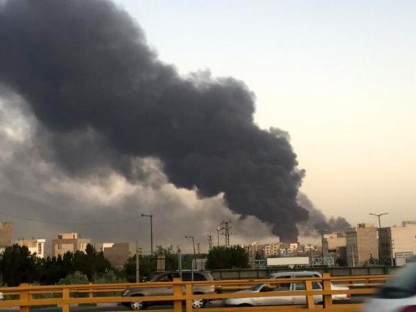 اورژانس تهران به حالت آماده باش درآمد، اعزام 10 آمبولانس و اتوبوس آمبولانس به پالایشگاه