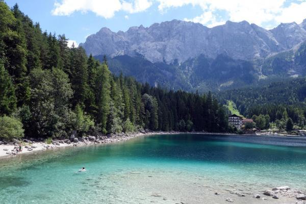 8 مکان رمانتیک و مقرون به صرفه در آلمان