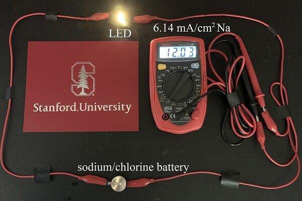 باتری کلری شارژ گوشی را یک هفته نگه می دارد